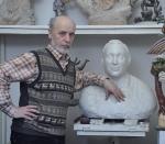 Мастерская скульптора Григория Шпичинецкого в Москве